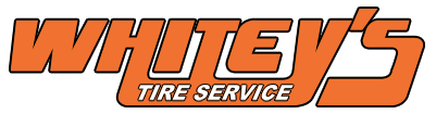 Whitey's Tire Service Center Logo